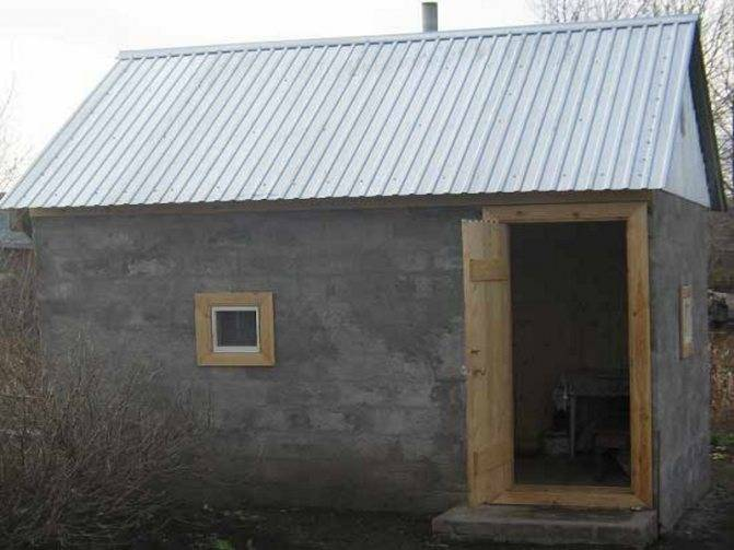 Бюджетное строительство дома из шлакоблоков. как построить и утеплить дом из шлакоблока