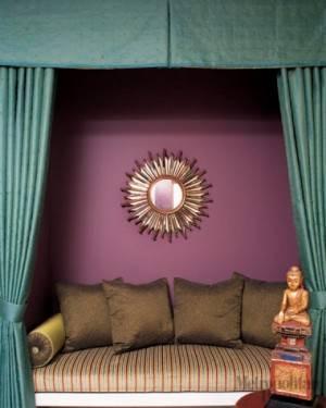 Индийский стиль в интерьере – фото дизайн интерьера