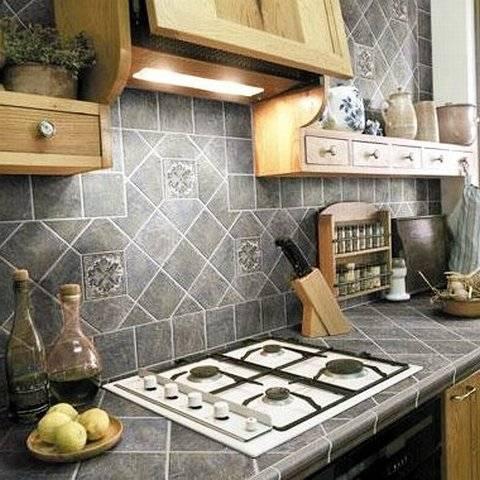 Столешница из бетона своими руками для кухни: как сделать из белого цемента