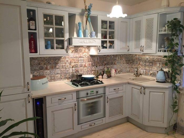 Фартук для кухни - красивые форматы, небанальные идеи оформления и правила выбора (190 фото)