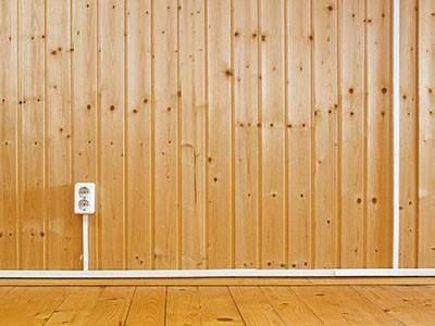 Как закрепить кабель канал на бетонную стену