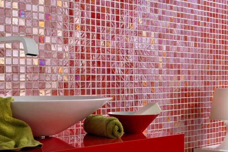 Укладка мозаики: как класть мозаичную плитку на сетке