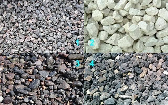 Выбираем щебень для подушки фундамента — рекомендации по использованию