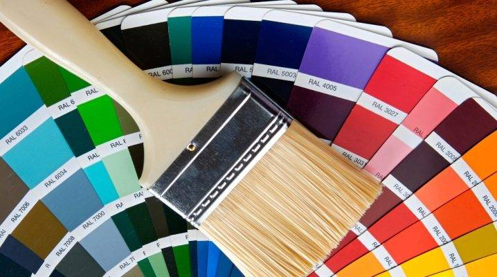 Разновидности акриловых красок для рисования
