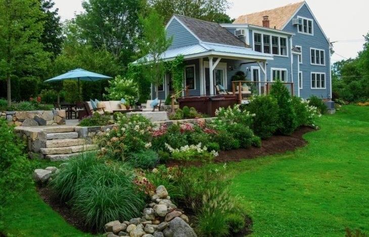 Ландшафтные хитрости: прекрасный сад своими руками