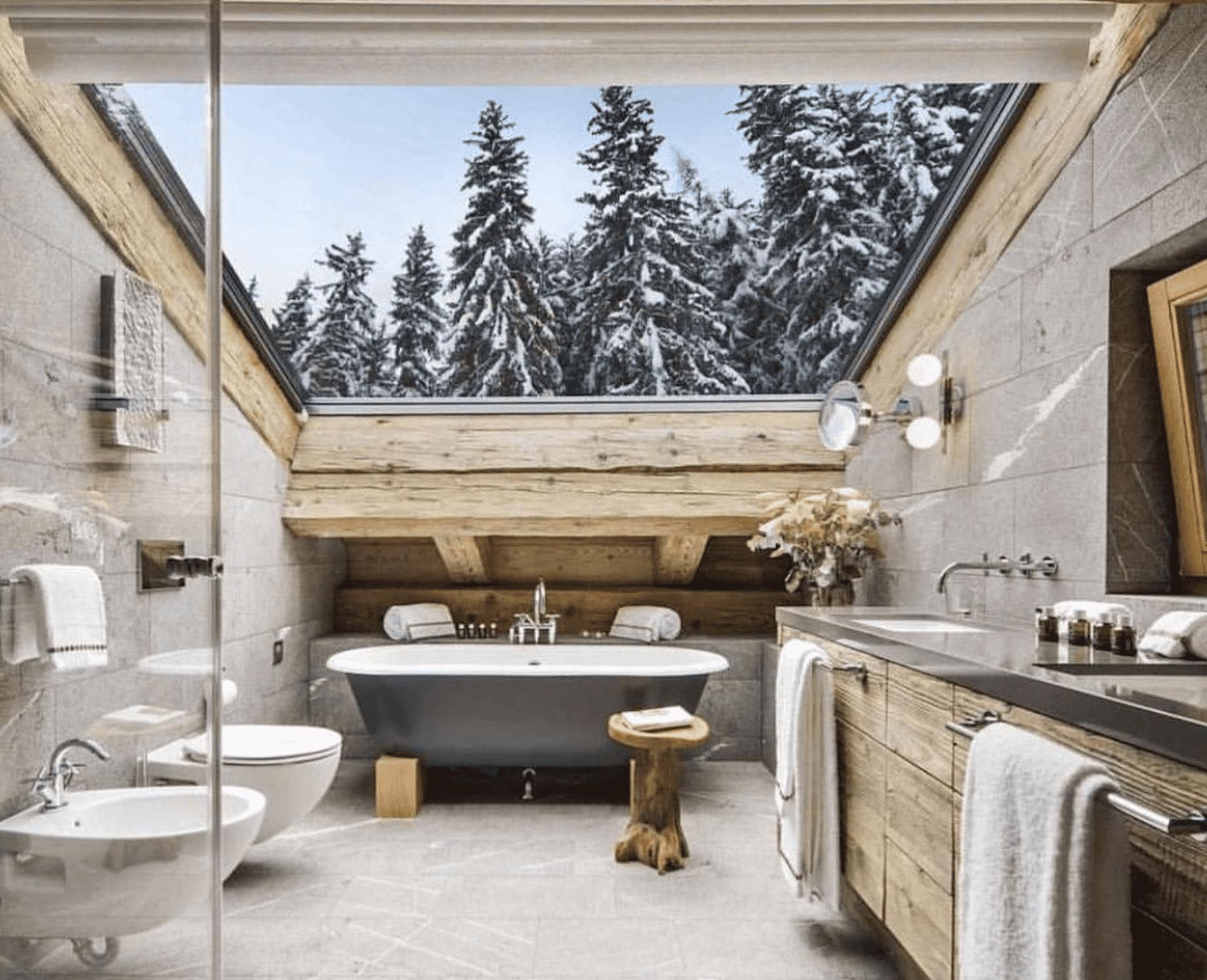 Как оформить интерьер частного дома небольшого размера