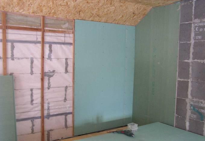 Внутренняя отделка дома из газобетона: использование различных материалов для обработки стен внутри помещения