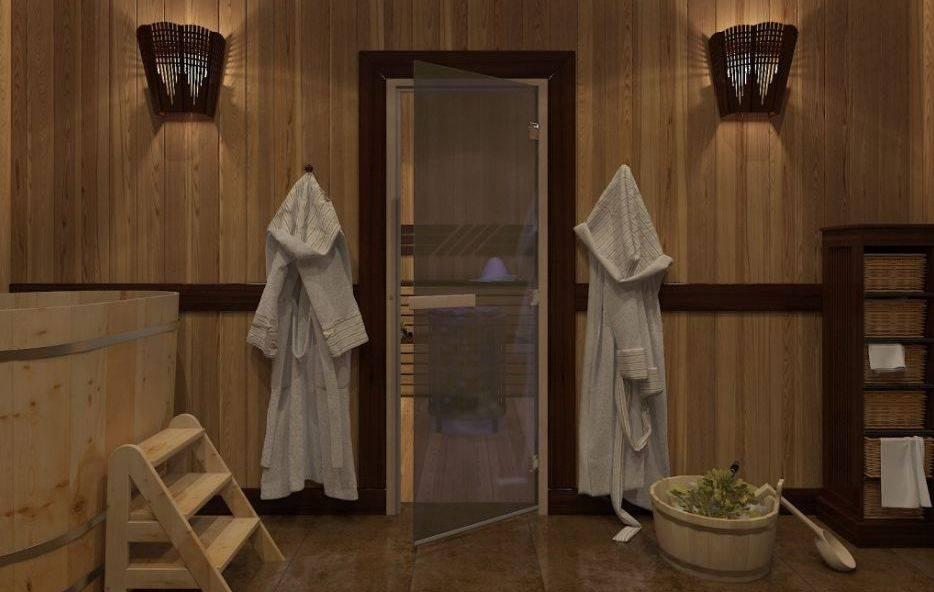 Двери банные в парилку: размеры с коробкой, какую входную дверь лучше поставить в парную, из дерева, пластиковую, стеклянную