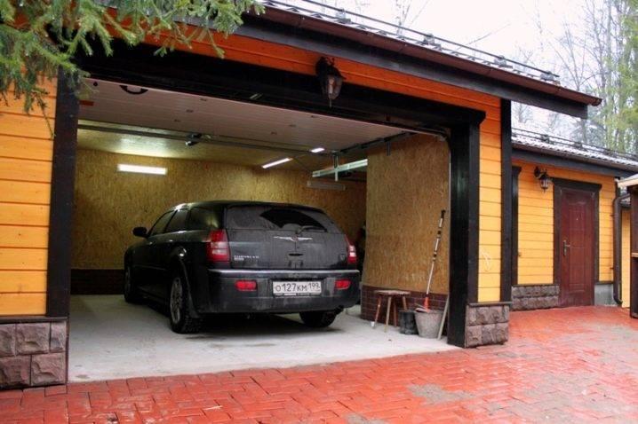 Оптимальные размеры гаража на 1 машину: расчет минимальных и оптимальных габаритов, как сделать мастерскую