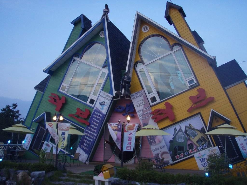 Самые необычные дома мира   fresher - лучшее из рунета за день