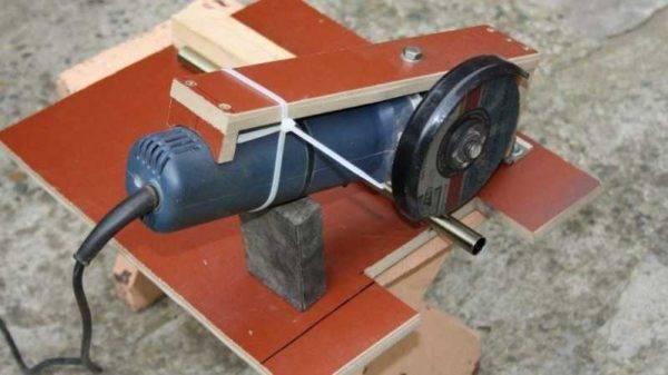 Самодельная стационарная циркулярная пила - блог о строительстве