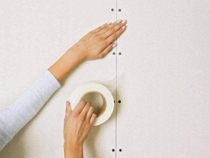Заделка швов гипсокартона: как заделать стыки, чем заделывать углы и швы между гипсокартонными листами
