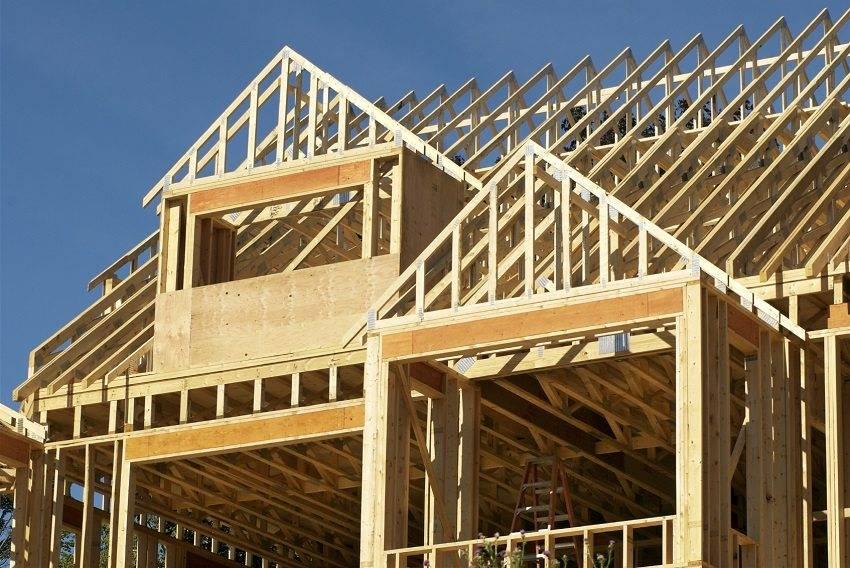 Как построить щитовой дом своими руками: основные преимущества