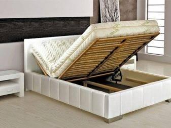 Высота кровати – 100 фото применения разных параметров при создании оптимального интерьера