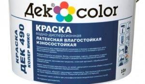 Что такое водоэмульсионная краска — состав и свойства, применение
