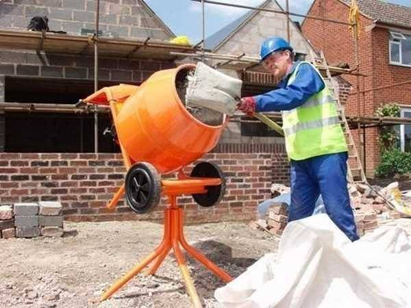 При какой температуре нельзя заливать бетон