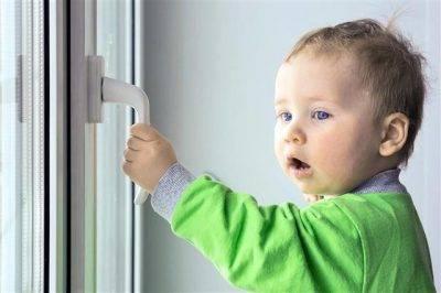 Нужен ли Детский замок на окна пвх: Как выбрать защиту от выпадения детей из окон и Технические характеристики по видам затворов