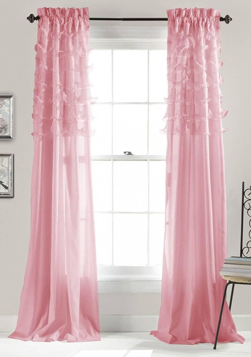 Розовые шторы: в гостиную, в спальню, на кухню, в зал и детскую
