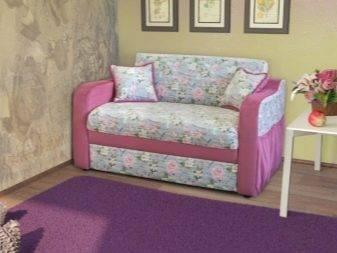 Как выбрать диван для девочки в спальню?
