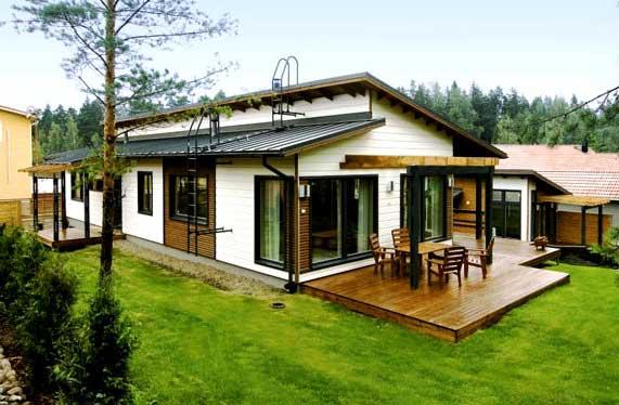 Как построить Финский дом своими руками: Пошаговая Инструкция без опыта строительства