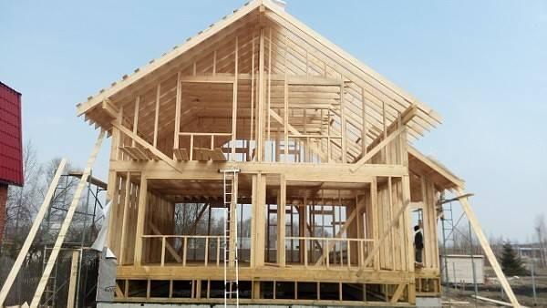 Зимний каркасный дом: можно ли использовать его для зимнего проживания, отзывы