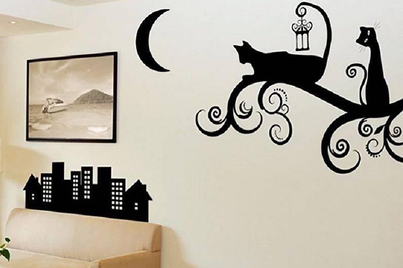 Cпособы декорирования квартиры на 50 фото для вдохновения