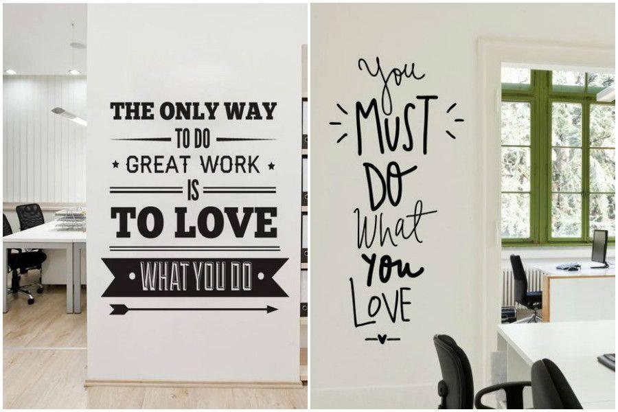 Декорирование стен своими руками — 55 фото идей, видео