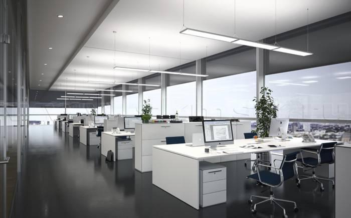 Как правильно рассчитать освещенность рабочего места