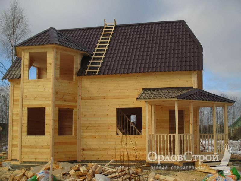 Как сделать крышу с эркером: стропильная система, перемычки, подсчет площади, фото