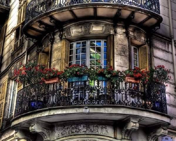 Дизайн французского балкона внутри и снаружи — варианты исполнения и топ-70 лучших фото идей