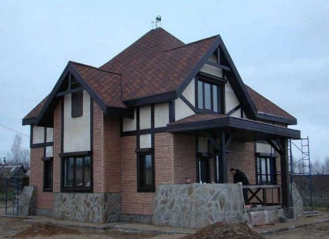 Фундамент для дома из арболита ленточный: какой лучше