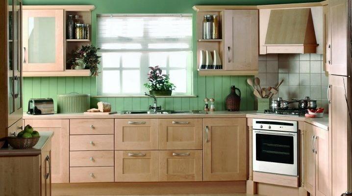 ПВХ-панели для кухни