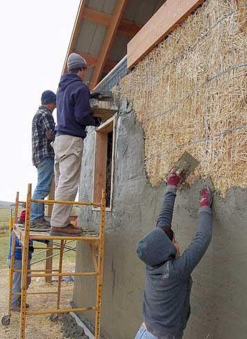 Утепление саманных стен снаружи. утепляем дом глиной – вспоминаем опыт прежних веков