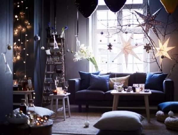 Топ-100 лучших идей как украсить квартиру на новый год 2020