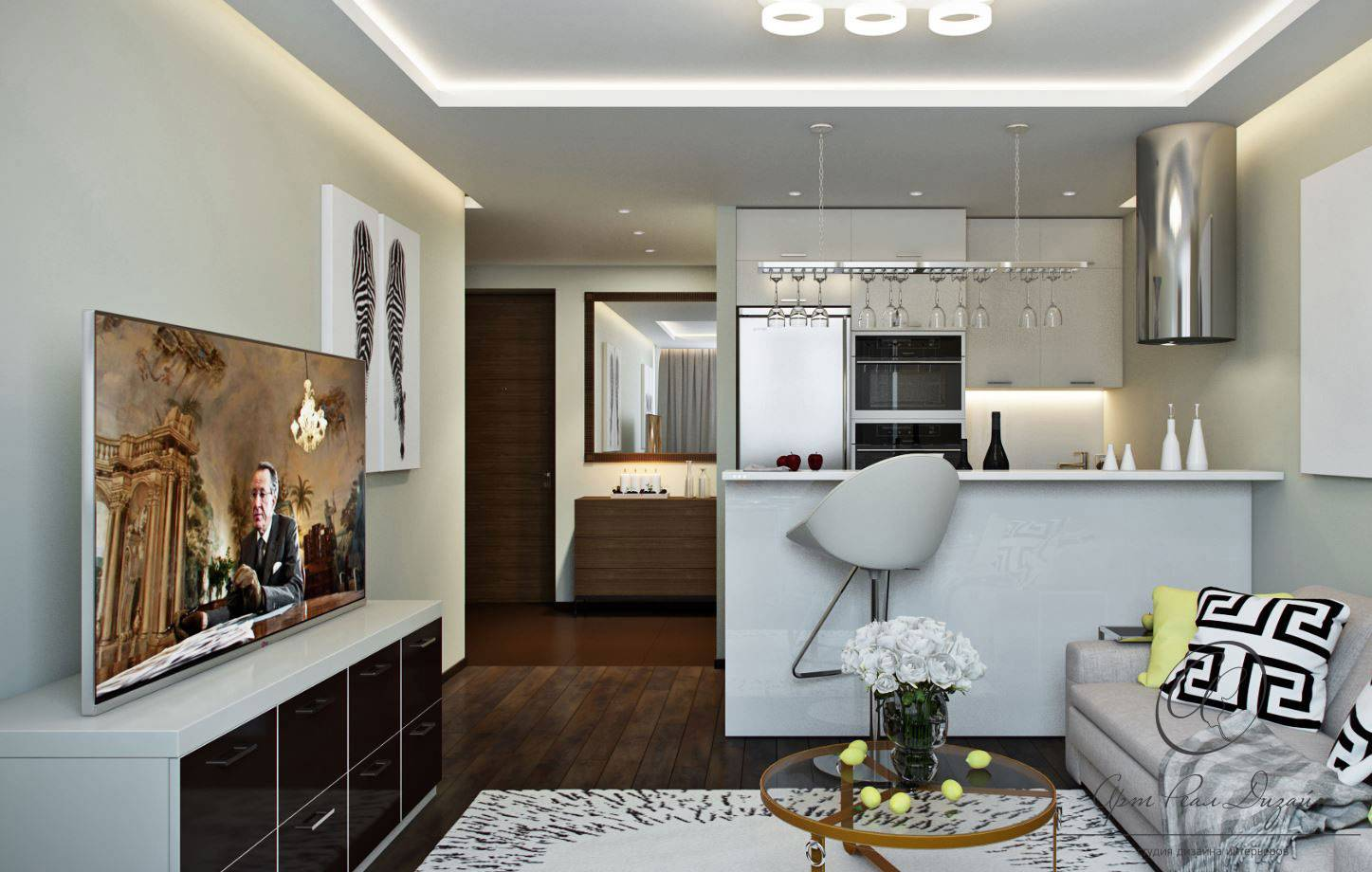 Современный дизайн квартиры 2021 года