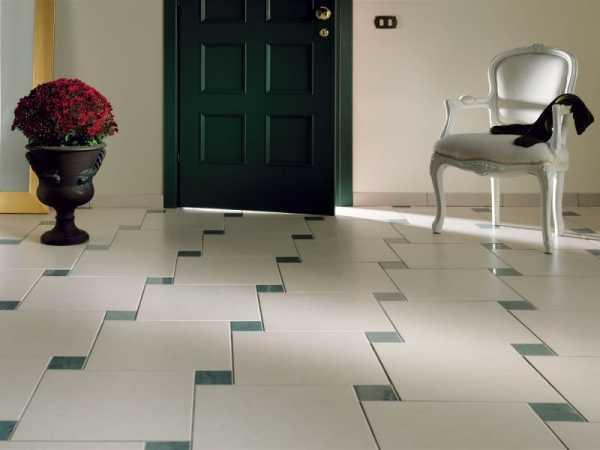 Плитка на пол в коридор:245+ (фото) какую выбрать / как положить?