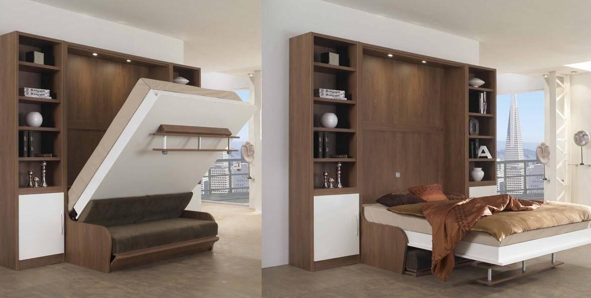 Шкаф-кровать своими руками, что понадобится и с чего начинать работу