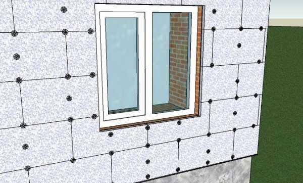 Утепление стен пенопластом снаружи, можно ли пенопластом утеплять стены изнутри
