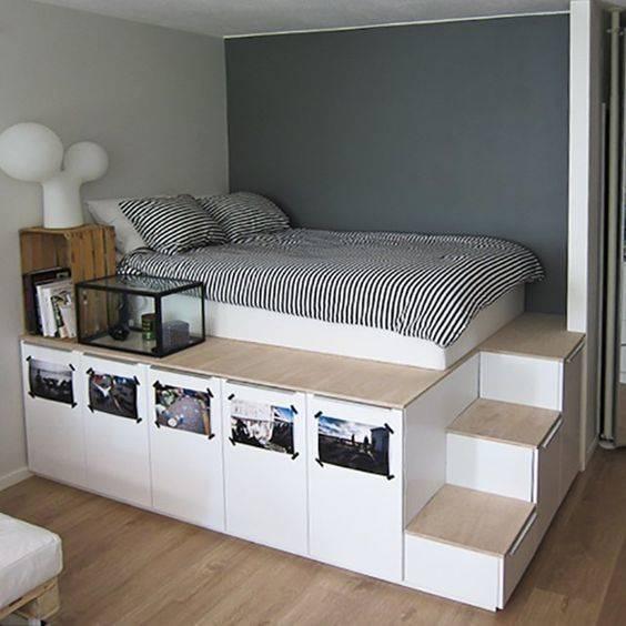 Подиум в квартире — как его сделать? примеры готового подиума в интерьере на 50 фото