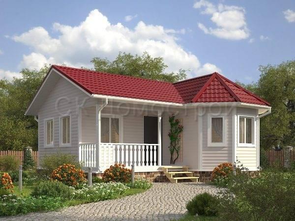 Дачный домик своими руками: 75 фото лучших идей при создании дома
