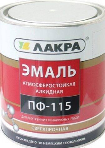 Акриловая краска по металлу: можно ли красить составом металлическую поверхность, краски для внутренних работ без запаха
