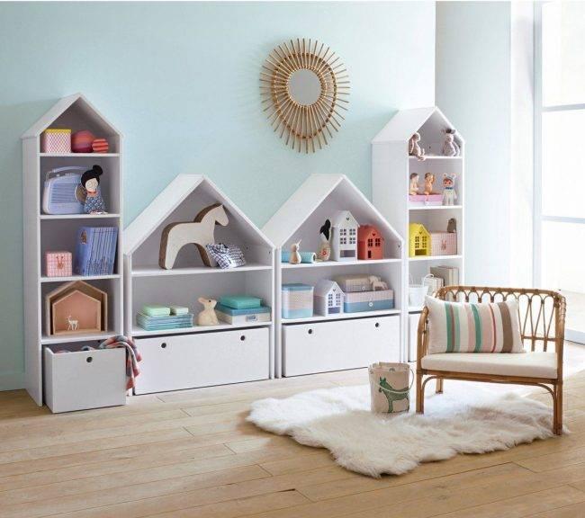 Шкаф в детскую комнату (100 фото): новинки 2021 года