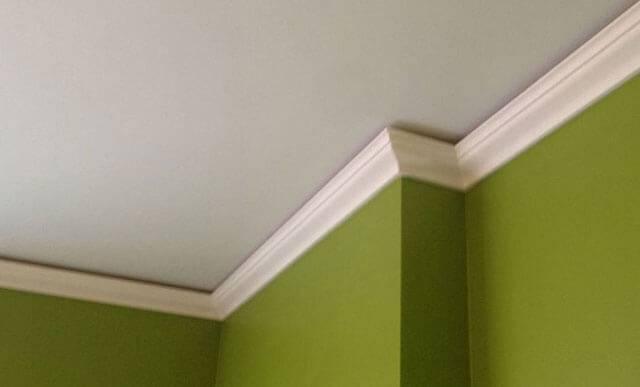 Галтели потолочные: как правильно выбрать потолочный плинтус, ширина, какие лучше, какие бывают