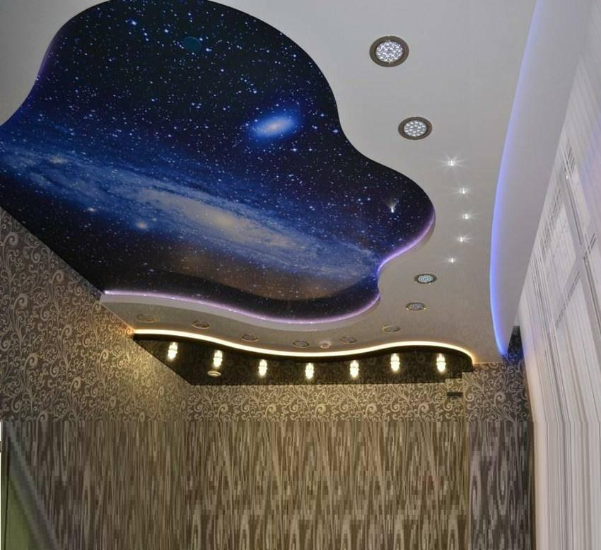 Звёздное небо на вашем потолке - разнообразие решений на любой кошелёк.