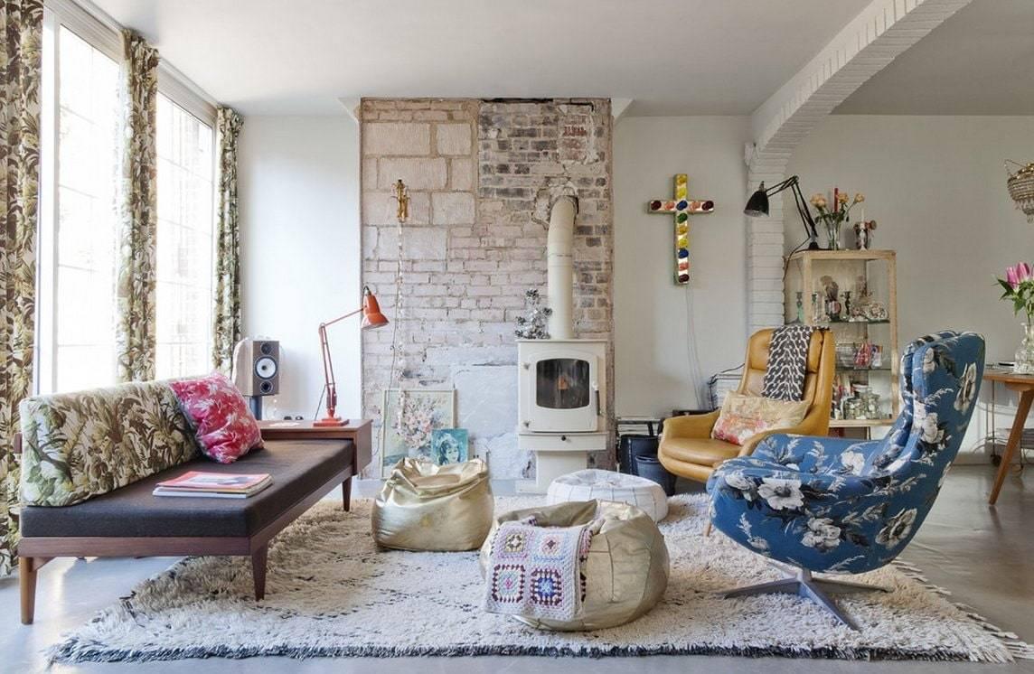 Стиль эклектика (71 фото): дизайн интерьера домов, шторы в эклектичном стиле и мебель, особенности декора в квартире