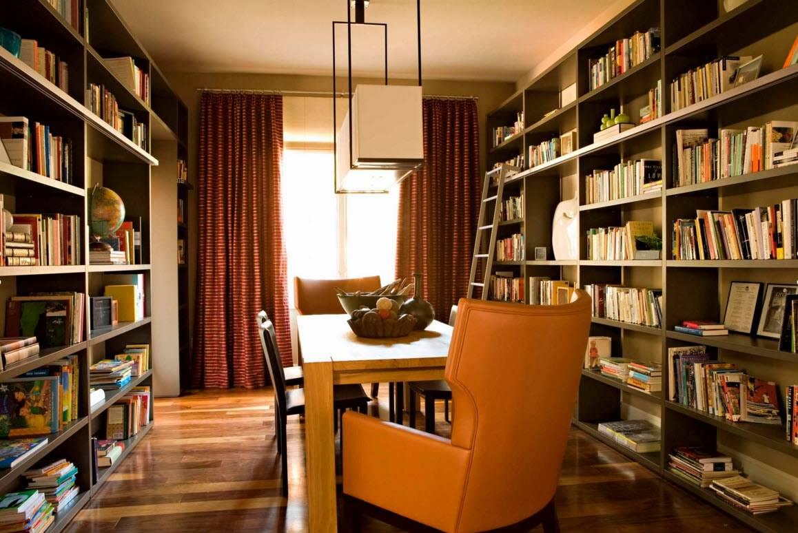 Книги в роли декора: 20 идей оформления книжных полок и грамотной организации пространства книги в роли декора: 20 идей оформления книжных полок и грамотной организации пространства