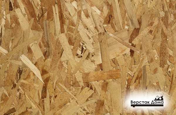 Осб (osb) плита: стандартные размеры, технические характеристики