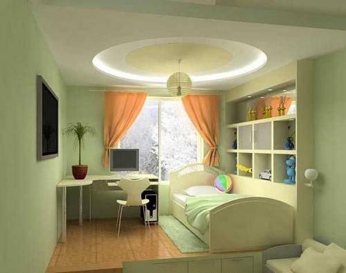 Как организовать освещение в детской комнате?