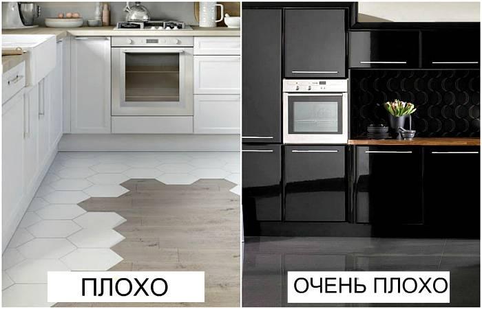Основные ошибки при проектировании кухни: советы и рекомендации