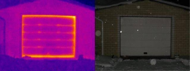 Особенности утепления гаражных ворот своими руками
